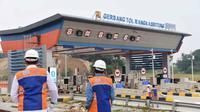 Kemenko Marves tinjaupembangunan infrastruktur di Provinsi Banten yang masuk RPJMN (Foto: Siaran Pers)