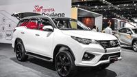 Toyota Fortuner TRD Sportivo dipajang di Bangkok Motor Show (Foto: rushlane).