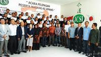 Tenaga kerja Indonesia ke Jepang