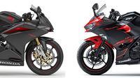 Pilih Honda CBR250RR atau Kawasaki Ninja 250? (Otosia.com)