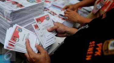 20170124-Proses Pelipatan Surat Suara-Jakarta