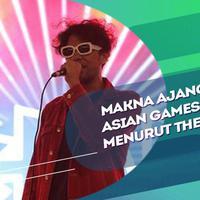 Personel The Upstairs memberikan pandangannya terhadap ajang Asian Games 2018.