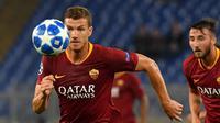 7. Edin Dzeko (AS Roma) 5 gol. (AFP/ Andreas Solaro).