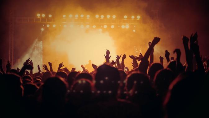 Ilustrasi konser, musik. (Photo by Vishnu R Nair on Unsplash)