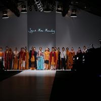 Daur, sebuah persembahan Sejauh Mata Memandang di JFW 2020 | Daniel Kampua/Fimela.com