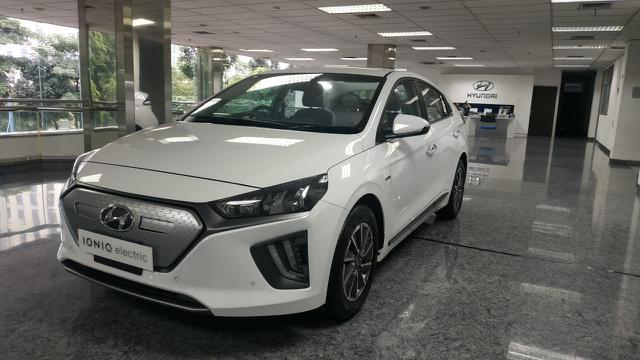 Resmi Dipasarkan Seberapa Canggih Hyundai Ioniq Sebagai Mobil Listrik Termurah Di Indonesia Otomotif Liputan6 Com