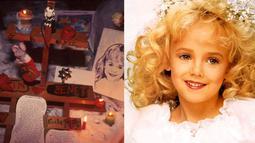 Pada Desember 1996 merupakan Natal sekaligus hari terakhir JonBenet Ramsey. Gadis yang merupakan kontestan ratu kecantikan cilik ini menghilang tanpa jejak dan ditemukan di ruang bawah tanah rumahnya. (www.biography.com/popcultureperversion.com)