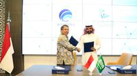 Menkominfo ke Arab Saudi jalin kerjasama digital (Dok: Kominfo)