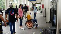Fasilitas yang lebih nyaman untuk para penyandang disabilitas.