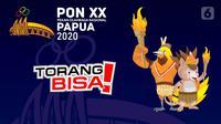 Banner PON XX Papua 2021 (Triyasni)