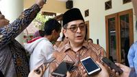 Wakil Ketua Kadin Indonesia Bidang Pengembangan Pengusaha Nasional Arsjad Rasjid melihat banyak potensi yang bisa digali dari para santri dalam menghadapi revolusi industri 4.0