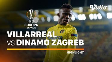 Berita video highlights leg II perempat final Liga Europa 2020/2021 antara Villarreal melawan Dinamo Zagreb yang berakhir dengan skor 2-1, Jumat (16/4/2021) dinihari WIB.
