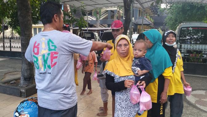 Promo Wisata ala Biker di Lombok (Liputan6.com / Hans Bahanan)