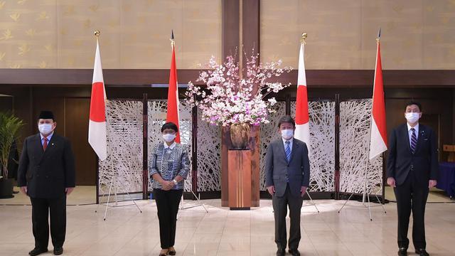 Indonesia y Japón acuerdan fortalecer la cooperación en diversos campos