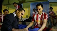 Selebriti  FC (Galih w. Satria/bintang.com)