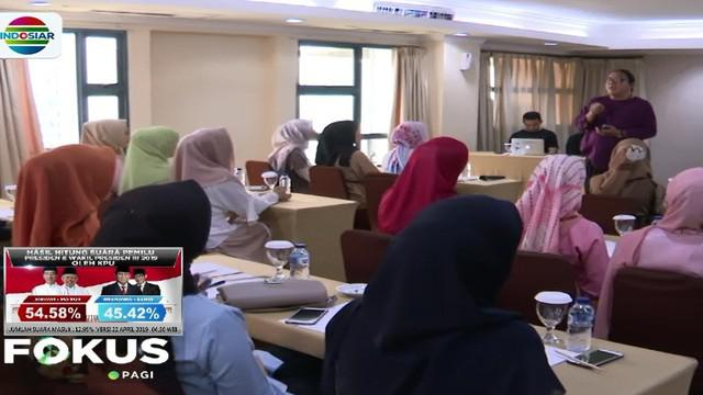 Sesuai dengan kriteria Putri Muslimah, para peserta akan melalui penilaian dengan kriterian A, B, dan C, yakni akhlak, bakat, dan cantik.