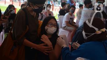Sebaran Kasus Positif Covid-19, Jakarta Tertinggi per 28 Oktober 2021