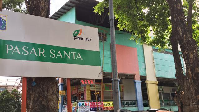 Pasar Santa