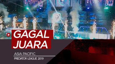 Berita video vlog Bola.com kali ini menampilkan apa yang terjadi pada hari terakhir Asia Pacific Predator League 2019.