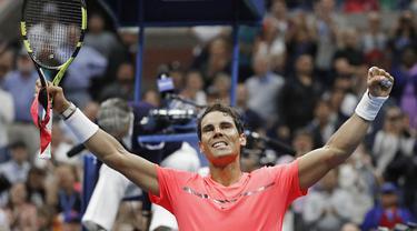 Rafael Nadal Juara AS Terbuka 2017