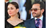 Saif Ali Khan dan Kareena Kapoor