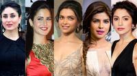 Siapa saja aktris Bollywood paling seksi sepanjang masa? (foto: berbagai sumber)