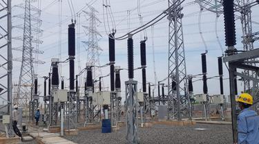 PLN tercatat telah merampungkan pembangunan Gardu Induk (GI) 150 kV Multi Nabati Asahan (MNA)