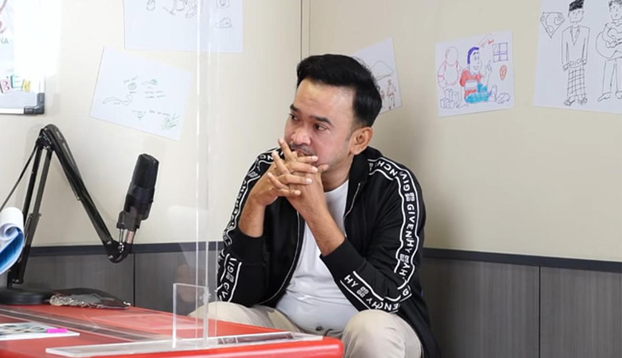 Ruben Onsu (Youtube/Armand Maulana)