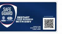 SafeGuard Label hasil kolaborasi Surveyor Indonesia dengan Bureau Veritas (BV)