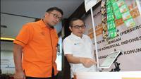 PT Pos Indonesia bekerja sama dengan Kioson luncurkan Kios-Pos (Foto: Dokumen Kioson dan PT Pos Indonesia)