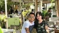 Andik Vermansah dan Silvia Anggun pamer kemesraan. (instagram.com/andikvermansah)