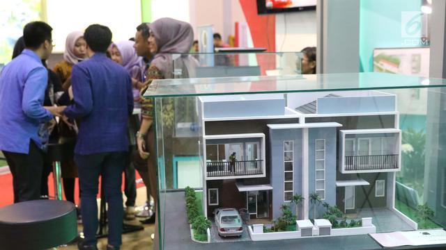 Berburu Rumah Murah di Indonesia Property Expo 2017