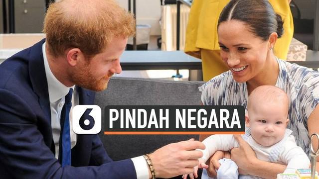 Baru ini, dalam wawancara dengan salah satu program televisi. Pangeran Harry mengatakan akan ada kemungkinan dirinya bersama keluarga pindah ke Afrika. Tapi tidak dalam waktu dekat ini.