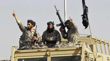 ISIS Terungkap Gunakan Senjata Militer AS