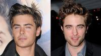 Zac Efron dan Robert Pattinson menghabiskan waktu bersama untuk sekadar menghilangkan penat. Seperti