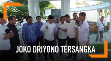 Menanggapi Joko Driyono yang jadi tersangka oleh polisi, Edy Rahmayadi meminta masyarakat untuk memakai asas praduga tak bersalah.
