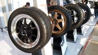 Beragam pilihan komponen pendukung juga hadir selama 10 hari pameran Gaikindo Indonesia International Auto Show (GIIAS) 2019