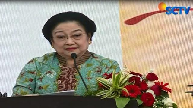 Hal ini disampaikan Megawati saat menutup pembekalan kader fungsional PDIP di Kantor Pusat PDIP Menteng, Jakarta Pusat.