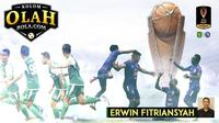 Kolom Final Piala Presiden 2019 Erwin Fitriansyah (Bola.com/Adreanus Titus)