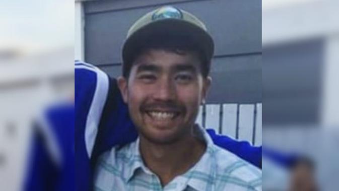 John Allen Chau, warga negara Amerika Serikat yang tewas dipanah oleh Suku Sentinel di Pulau Sentinel Utara, Andaman dan Nikobar, India pada 16 November 2018 (AP PHOTO)
