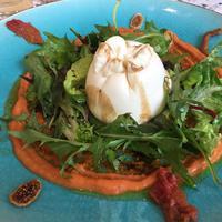Rasakan citarasa unik masakan Basque Otentik di Restoran Txoko Jakarta. (Ega Maharni/Fimela.com)