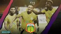 Shopee Liga 1 2020: Bhayangkara FC. (Bola.com/Dody Iryawan)