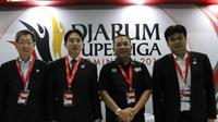 Tim bulutangkis Indonesia menerima tawaran dari Akita Prefecture terkait penyediaan fasilitas latihan selama persiapan Olimpiade Tokyo 2020. (Humas PBSI)