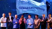 Grand launching Jakarta Aquarium yang diresmikan oleh Menteri Kelautan dan Perikanan, Susi Pudjiastuti. (Liputan6.com/Johan Tallo)
