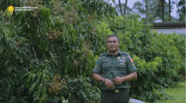 Cerita Prajurit TNI Usai Diamputasi Justru Sukses Jadi Petani