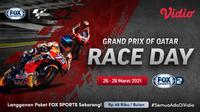 MotoGP Fox Sports 2. (Sumber : dok. vidio.com)