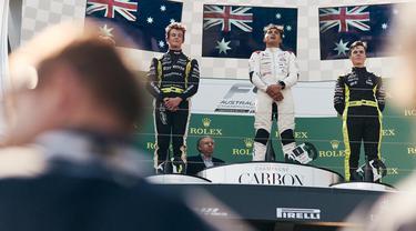 Pembalap Diaspora Indonesia Luis Leeds Akan Dikontrak Tim F1 Williams