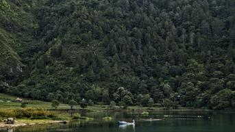Keindahan 'New Zealand' di Pinggir Danau Toba