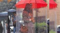 Payung dengan desain unik