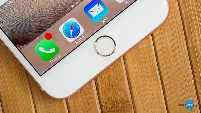 Tombol Home Bakal `Lenyap` di iPhone 7?